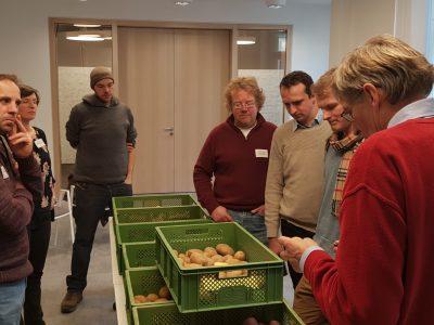 "Fachseminar ""Bio-Kartoffelanbau"""